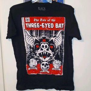 Blackcraft Three-Eyed Bat T-Shirt